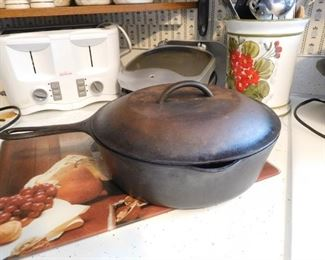 Griswold Pot and Lid