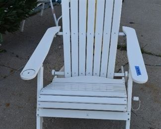 Outside Chair