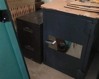 Large safe.  We have two more smaller ones.