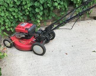 Snapper lawn motor