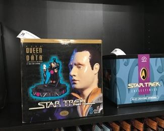 Star Trek figurines