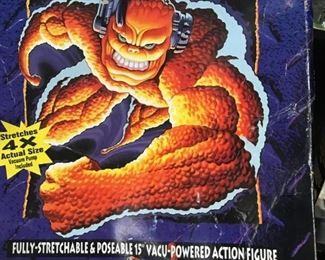 Vac Man action figure