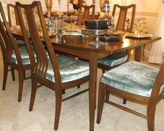 Mid-Century dining room suite
