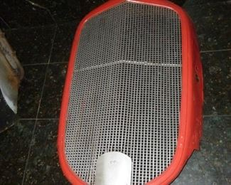 Antique Grill..1935 Chevy Grill Shell for Master Deluxe