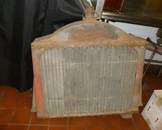 Another antique grill
