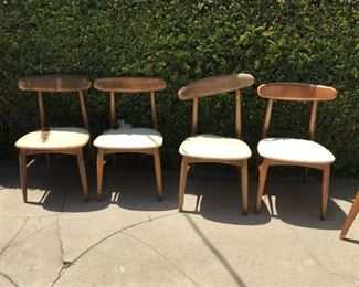 Scandia Chairs - $125 - Need Restoration