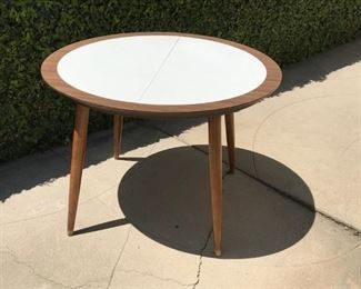 Scandia Table - Has Leaf to expand,  $175