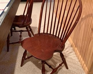 Cherry Windsor Side Chair