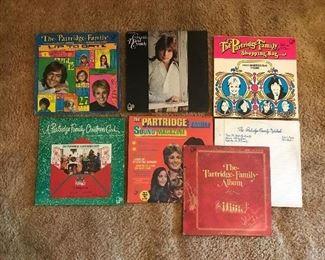 Partridge Family albums