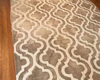 Merida area rug