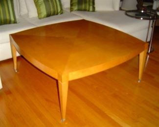 Baker Coffee Table c. 1970 by Michael Taylor