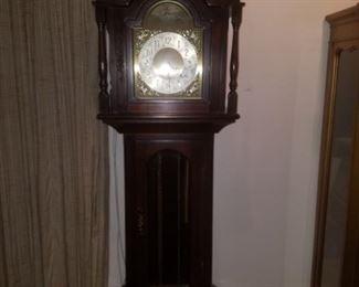 Grandfather clock