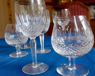 Waterford Crystal -- Colleen Pattern
