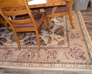 8 x 10 tight woven rug