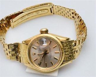 202. Rolex Datejust