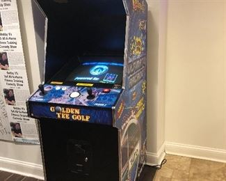 ULTIMATE ARCADE 2 from GOLDEN TEE GOLF, Arcade Game; 100 games