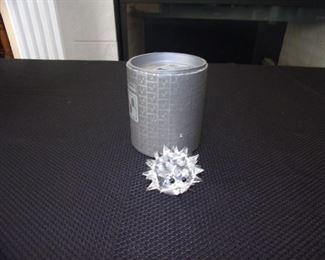 Swarovski crystal - medium hedgehog