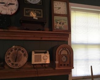More clocks