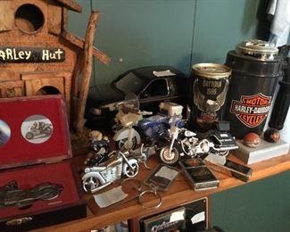 Harley items