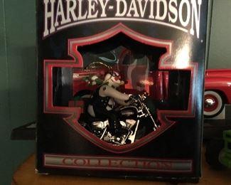 Harley ornament