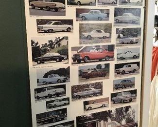 Ford Falcon poster