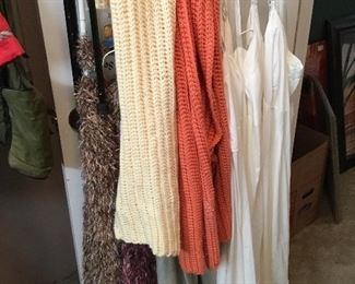Slips and scarves