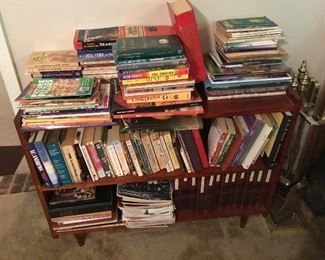 Books & book case