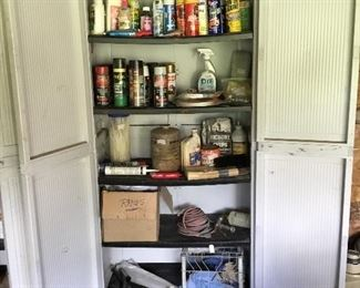 Cabinet is full