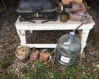 Miscellaneous stuff - Outside