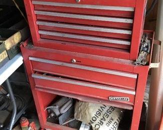 Garage - tool box