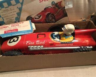 Fire Bird speedway racer