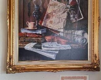 Hargrove Original Painting