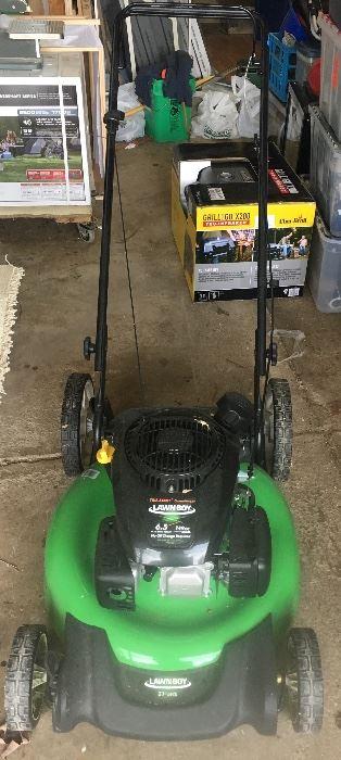 Lawnboy 6.5HP Lawn Mower