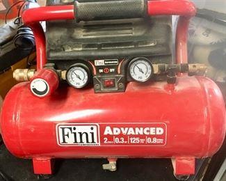 Fini Advanced 2 gallon Air Compressor