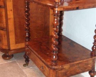 Pretty Butler's Table
