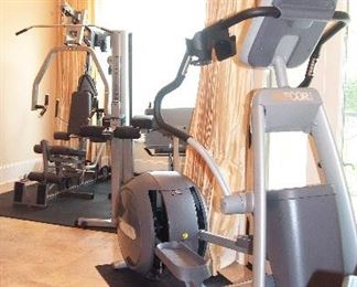 High End Exercise Equipment by PRECOR