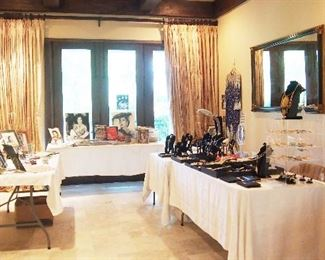 ENTIRE Room of Collectibles (Books, Paper items, Signed Photographs and Jewelry and clothing) from Estate Of Ann Miller
