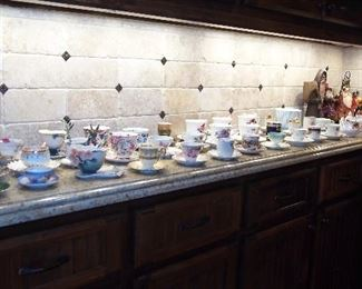 Tea Cup Collection
