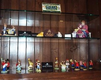 Collectible R. Doulton inc. Disney Characters
