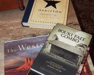Nice Selection Coffee Table Books