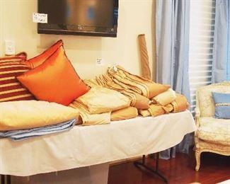 Designer Throw Pillows and Curtain Panels
