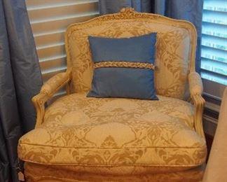 Nice Bergere Chair