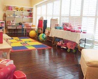 Great Children's furniture, toys and more!