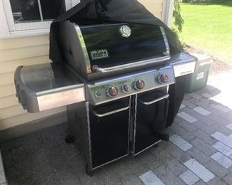 Like New Large Weber Grill