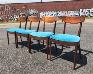 Drexel Declaration dining chairs