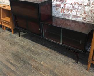 Unique bar cabinet