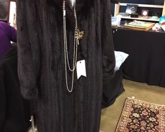 Beautiful Lowenthal mink coat