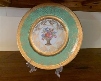 7. Nortake Decorative Plate