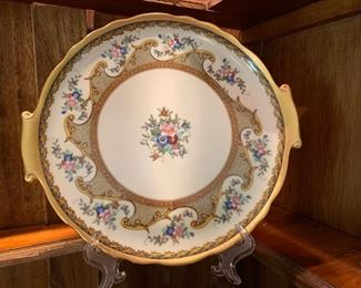 13. Czech Decorative Plate