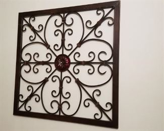 2 metal art available